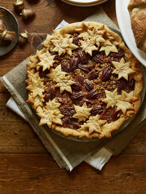 When you put granola in your pecan pie you can eat it for breakfast, right? That's what we're telling ourselves.  Get the recipe for Maple Granola Pecan Pie »   - TownandCountryMag.com