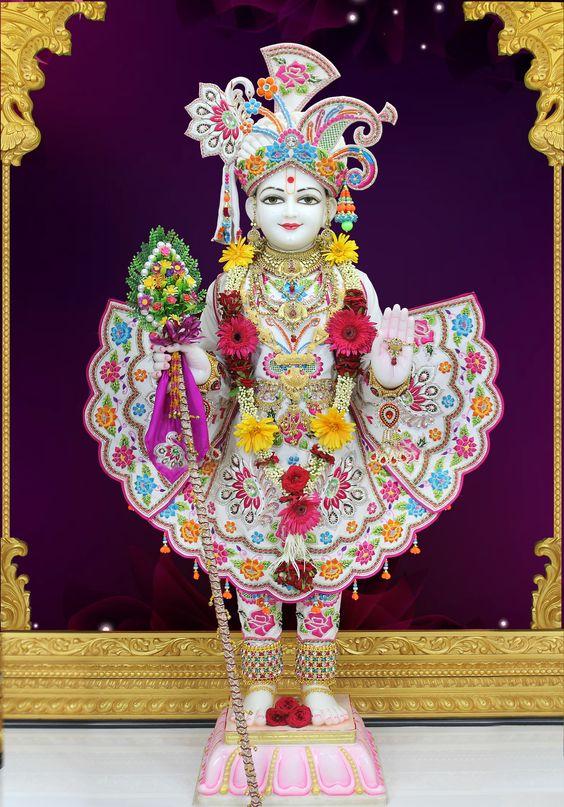 Rupala Shree Ghanshyam maharaj - lord swaminarayan