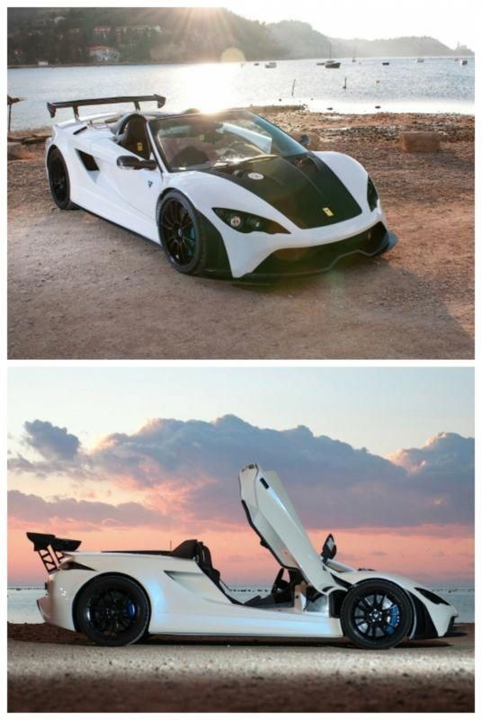 The Top 5 Obscure World Supercars A Slovenian Supercar Whatever Next Spon Omg Astonmartinrapidewhite Super Cars Amazing Cars Car