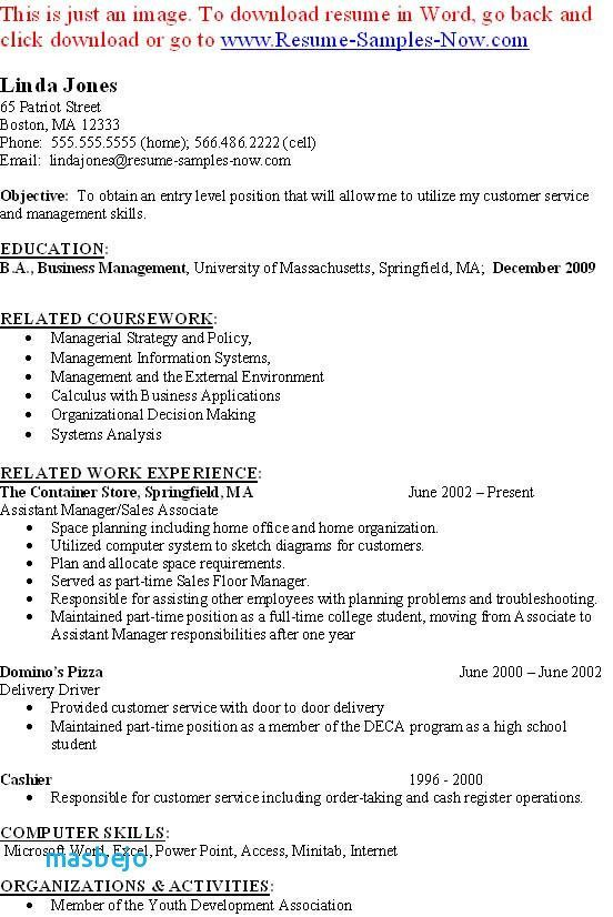 31 Sales Objectives For Resumes Cover Letter Templates