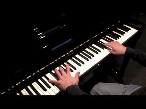 Drei Haselnüsse für Aschenbrödel - Piano Cover