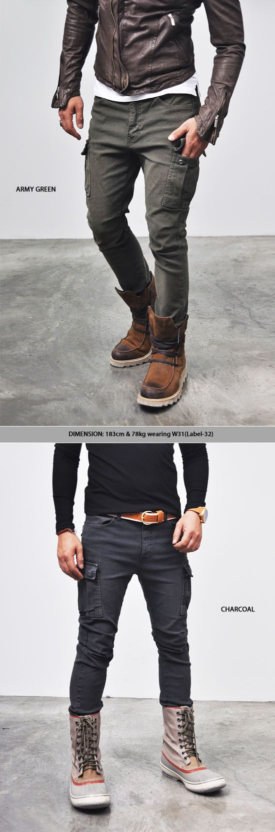 Fashionable Pants For Men