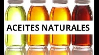aceites naturales - YouTube
