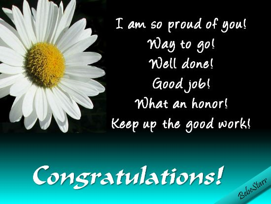 A #congratulations ecard for a #job well done See all my #ecards - job well done