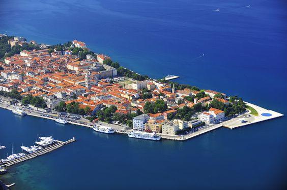 Zadar Town, Croatia