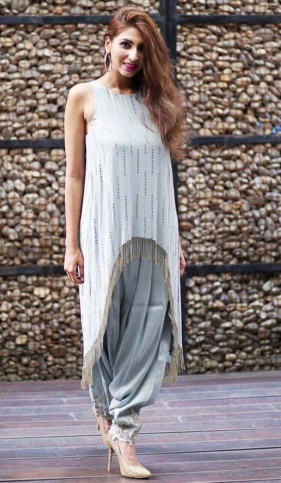 Trending Indo western dresses for