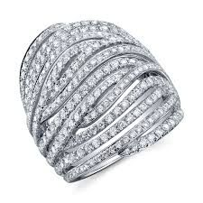 Image result for diamond fashion ring