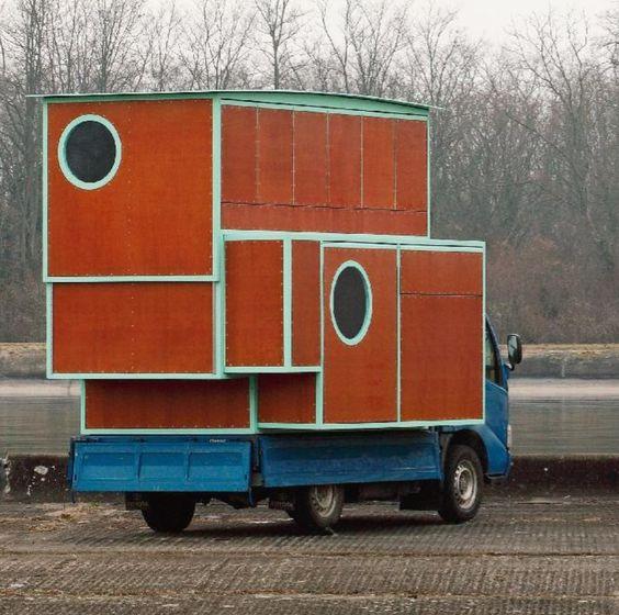 Wohnmobil, Basel