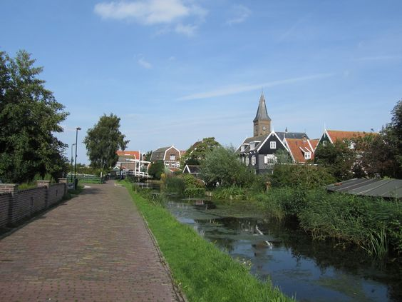Travel with Me: Marken | Holland´s True Heritage Site Crossing a 5...