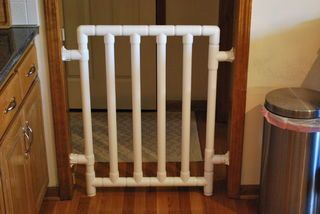 Like a lot of parents, our house if FULL of baby gates. We have one in practically every doorway, hallway and entrance. One of the things that my wife and I found...