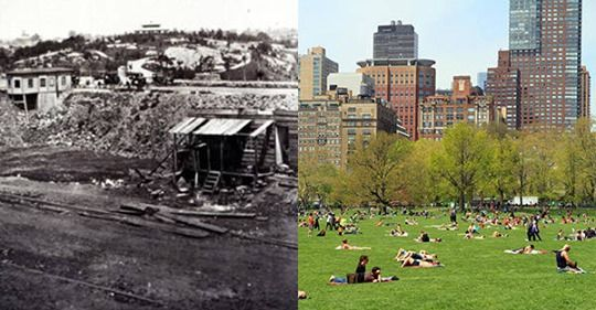New York Destroyed A Village Full Of African American Landowners