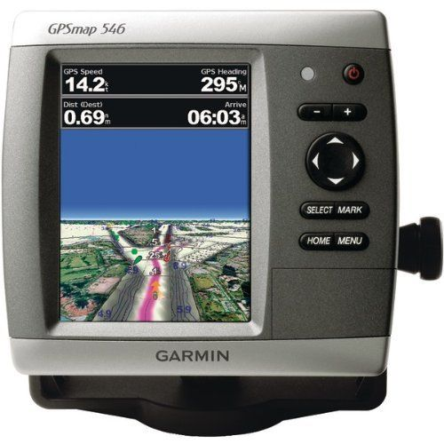 "GARMIN Product-GARMIN 010-00774-00 GPSMAP 546 Marine GPS Receiver by Garmin. $982.52. 5"" diagonal VGA display. 480 x 640 pixels. More than 800 nits of brightness. Built-in high-sensitivity GPS receiver. NMEA 2000 certified for seamless integration with the Garmin marine lineup. Preloaded worldwide marine basemap. Compatible with GXM 51 for XM Satellite Radio & XM WX Satellite Weather. Optional BlueChart g2 Vision cards provide enhanced navigation features like..."