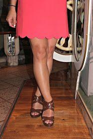 Ky Marie C: JCrew Scallop Dress