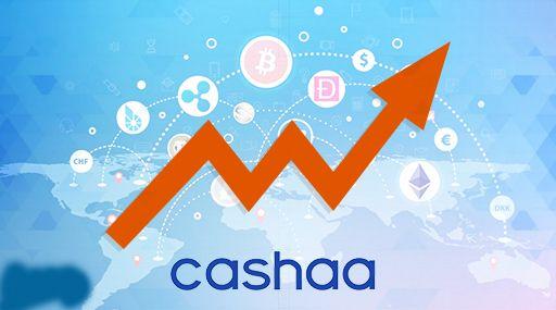 cashaa cryptocurrency invest