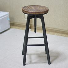 wanneer houten stoelen gepersonaliseerde retro barkrukken ijzeren barkruk draaibare barkruk is nog steeds lift rode diamant deals(China (Mainland))