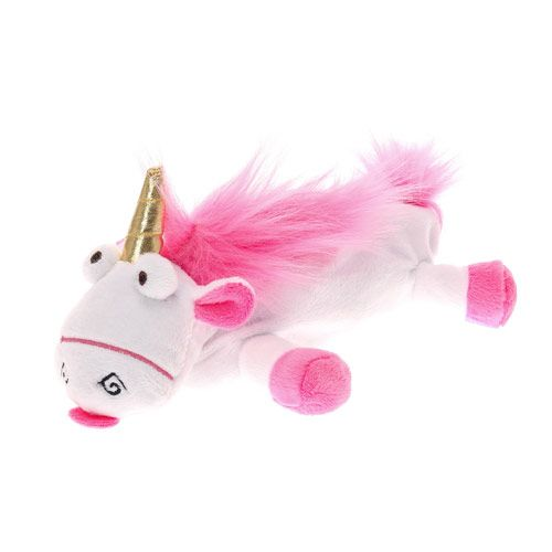 trousse en peluche licorne minions unicorn licorne. Black Bedroom Furniture Sets. Home Design Ideas