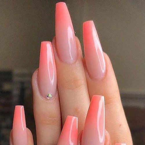 144 Awesome New Year Best Ombre Nail Ideas For 2020 125 In 2020 Best Acrylic Nails Swag Nails Fire Nails