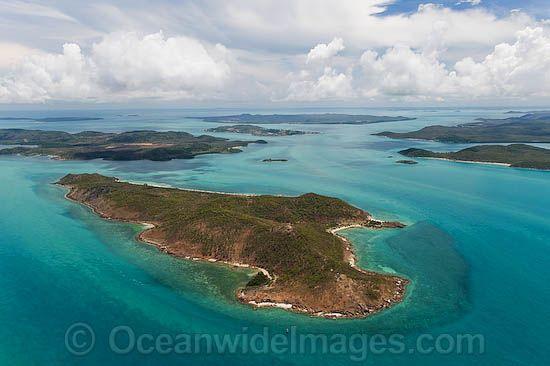 torres strait islands aerial view - Google Search