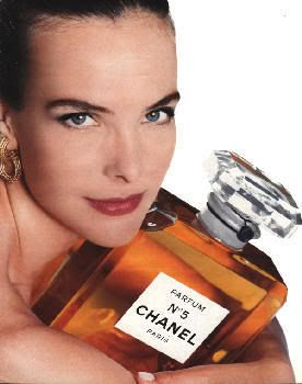 Chanel - Vintage Ads of the 1980s