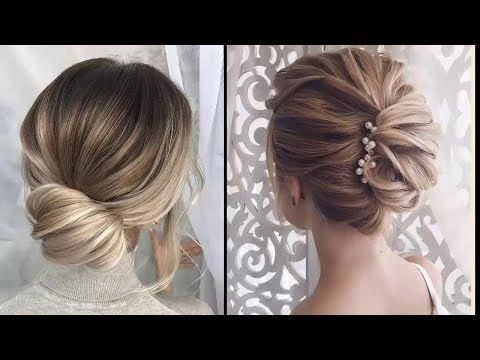 Easy Elegant Updos For Thin Hair Easy Prom Hairstyles For Short Hair Youtube Easypromhairst Prom Hairstyles For Short Hair Simple Prom Hair Thin Hair Updo