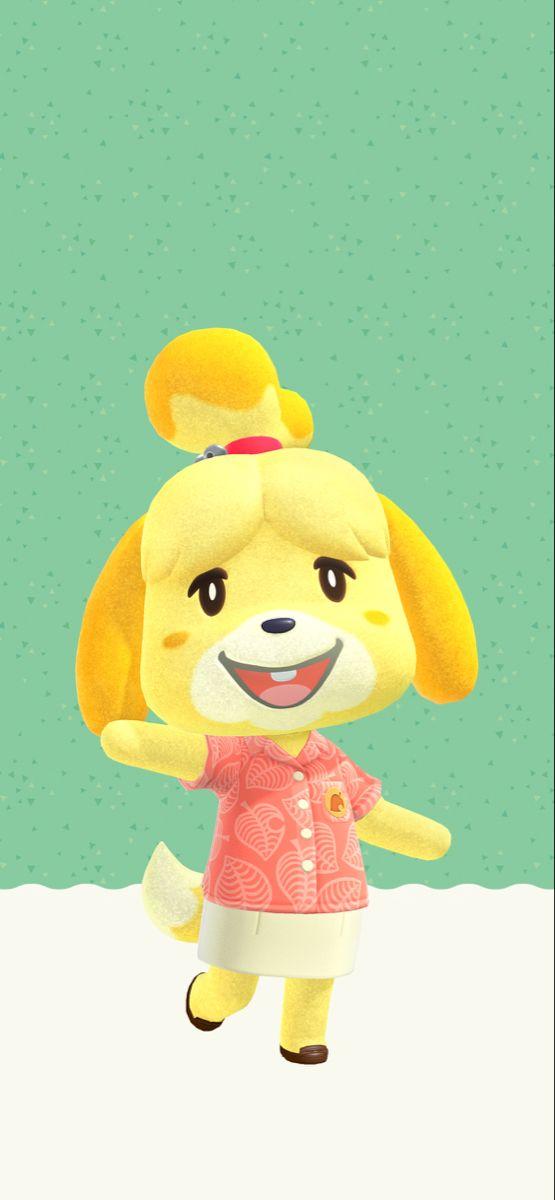 Animal Crossing New Horizons Canela Phone Wallpaper Animal Crossing Fan Art Animal Crossing Villagers Animal Crossing