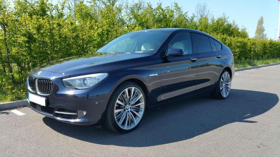 BMW 535d GT ABSOLUT VOLL