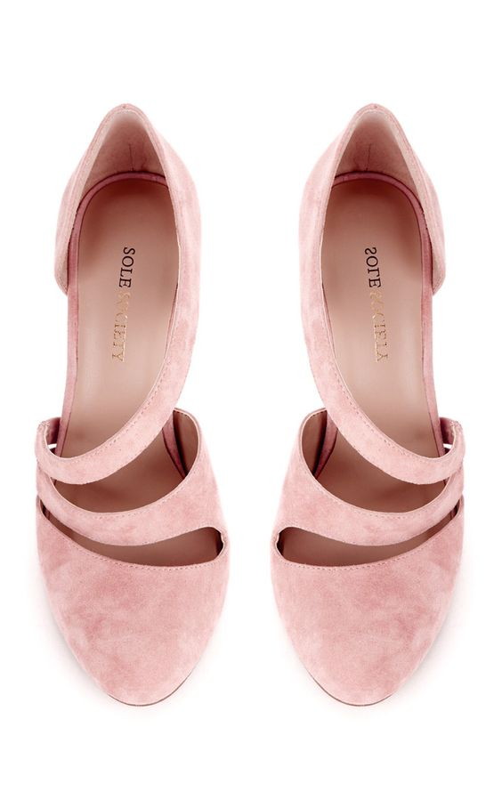 Pink Love love love and Pink heels on Pinterest
