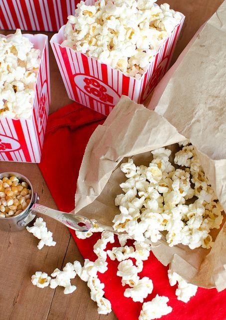 Homemade microwave popcorn, Microwave popcorn and Popcorn on Pinterest