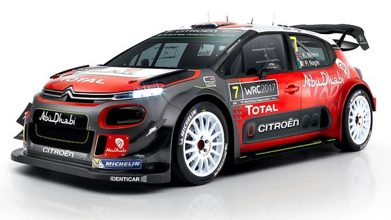 WRC2017-Citroen