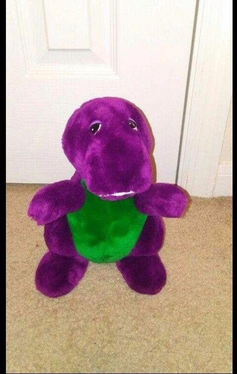 The Backyard Gang Doll From Barney Goes To School Barney The Dinosaurs Barney Friends 2000s Kids Shows