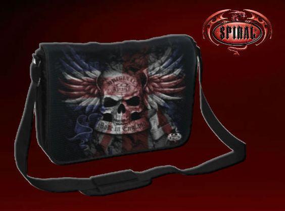 Union Crest Laptop-Tasche von SPIRAL
