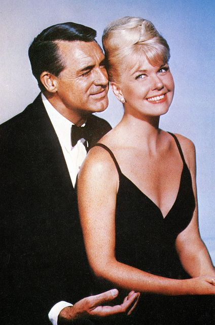 "Cary Grant & Doris Day in ""That Touch of Mink"" 1962:"