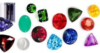 Pedras preciosas (gemas) – LISTAGEM nome