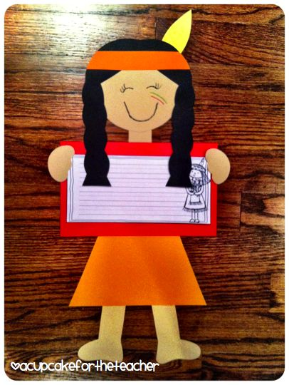 Native american kids craftivity top teachers for Native american thanksgiving crafts