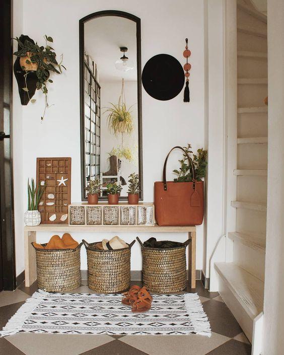 Estilos para decorar tu recibidor