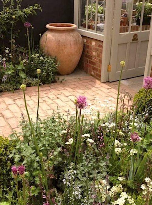 National Trust Brick Pavers Garden Paving Brick Pavers Garden Design
