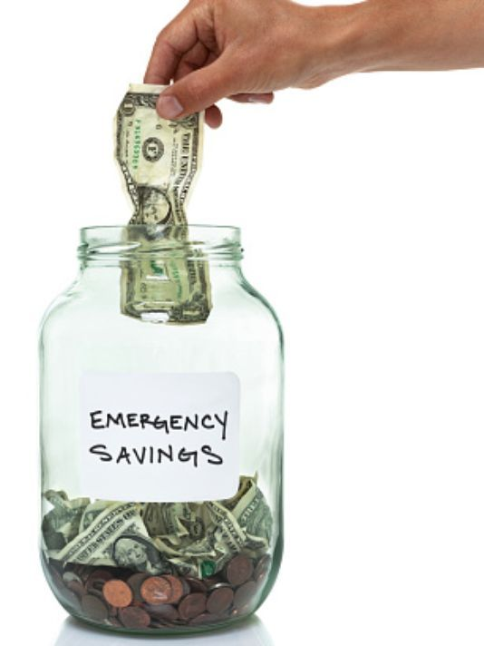 25% of Americans save no money for emergencies