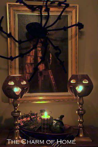 Pinterest \u2022 The world\u0027s catalog of ideas - giant spider halloween decoration