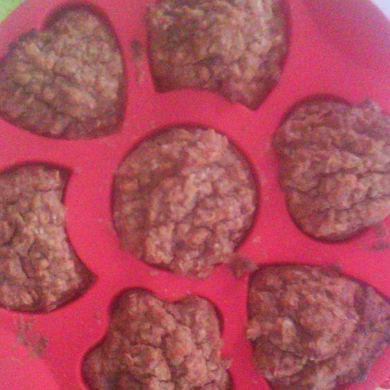 Rezept Muffins (WW Sattmacher 360) von eisa - Rezept der Kategorie Backen süß