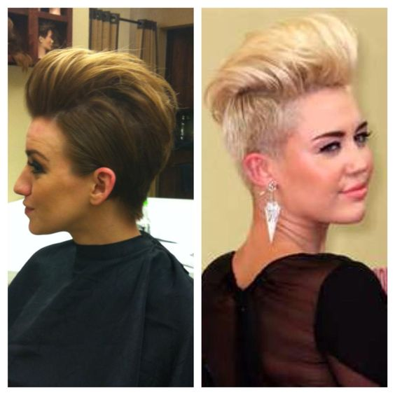 Trend Alert! Cut by Jill M of Ten Aveda Salon and Spa