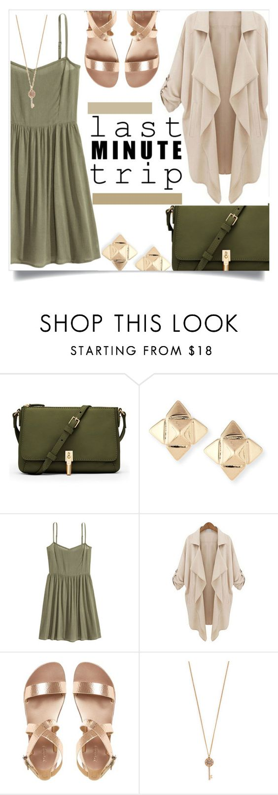 """""""Untitled #1104"""" by kaymeans ❤ liked on Polyvore featuring Elizabeth and James, Valentino, H&M and Aéropostale"""