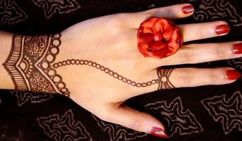 Easy Bracelet Mehndi Design 2020