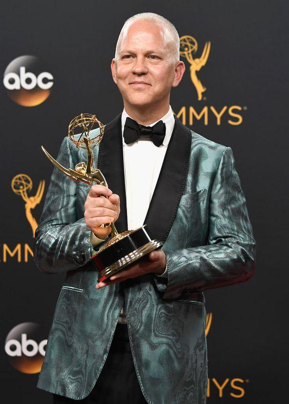 Mejor miniserie, el productor Ryan Murphy recoge el Emmy por 'The People v. O.J…