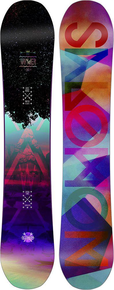 #SnowboardLove #Salomon