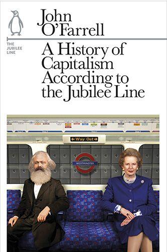 Penguin's 'Underground Lines' Series Celebrates 150 Years Of London Tube - DesignTAXI.com