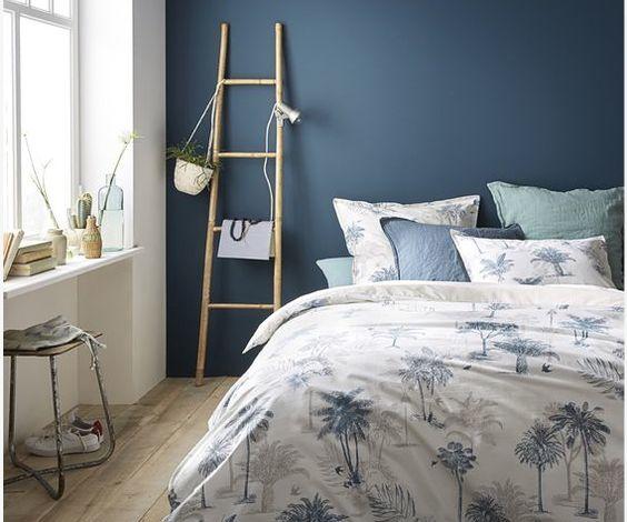 Choisir le bon mur à peindre et\/ou à décorer dans la pièce - schlafzimmer kiefer wei amp szlig