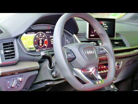 2020 Audi Sq5 Tdi Interior Youtube Audi Interior Youtube