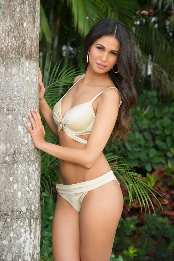 Miss Universe: The best official evening gown and bathing suit photos