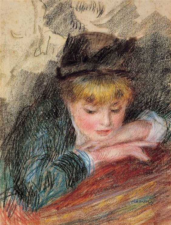 Pierre-Auguste Renoir ~ The Loge, 1879: