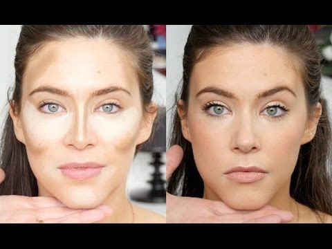 HOW TO CONTOUR LIKE A PRO - INVISIBLE   WAYNE GOSS